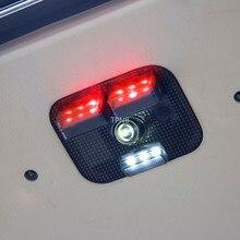 Heckklappe Licht Stamm Licht Camping Lampe für Toyota Land Cruiser 200 2008 2009 2012 2015 2016 2017 2018 2019 2020 zubehör