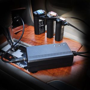 Image 5 - DJI Mavic 미니 드론 액세서리 a69b에 대 한 3In1 배터리 충전기 자동차 충전기 어댑터