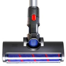 الكهربائية بمحركات الطابق فرشاة رئيس صالح ل دايسون V7 V8 V10 V11 مكنسة وممسحة كهربائية يتم التحكم فيها من خلال المحمول أجزاء دايسون V8 V10 استبدال الكلمة فرشاة