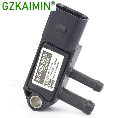 sensor de pressao diferencial egr original para audi a1 a3 a4 q5 seat skoda v