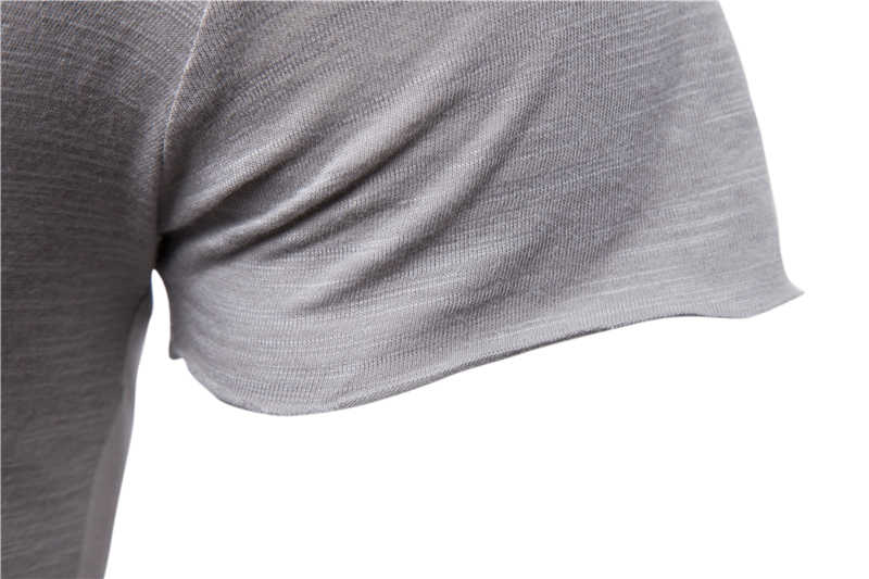 2020 Nieuwe Zomer 100% Katoen Hip Hop Streetwear T-shirts Mannen Mode Lange Stijl Slim Fit V-hals Giraffe Borduurwerk Tops tees Mannen