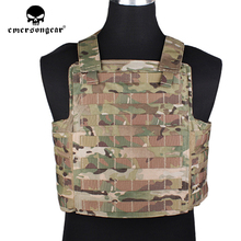 emersongear PROTECH Style Tactical Vest Navy Seal Designated Airsoft Vest MC Combat Colete Tatico Molle Plate Carrie EM2983 51783 military tactical gear molle vest multicam airsoft plate carrier kryptek fast to wear off ciras combat vest colete tatico