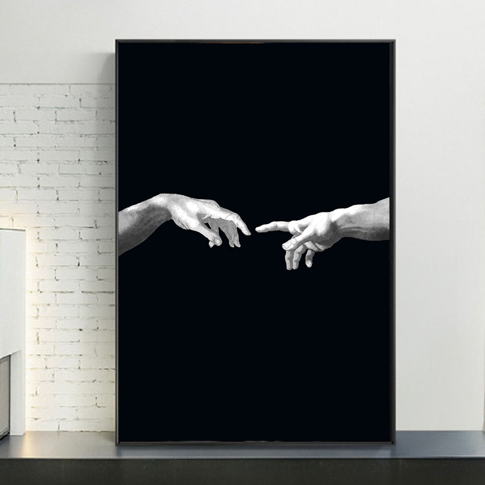 Художественные картины на холсте «картина из Адама»