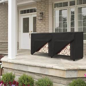 Protector Storage-Bag Firewood-Cover Awnings Garden-Supplies Patio Outdoor Waterproof
