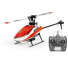 цена на Xk K110 6Ch Brushless 3D-6G System Rc Helicopter Rtf with Futaba S-Fhss