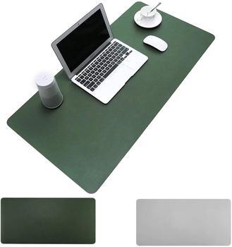 Dwustronnie przenośna duża podkładka pod mysz Gamer wodoodporna PU skórzane biurko mata komputerowa podkładka pod mysz klawiatura obrus dla Dota(60 #215 30) tanie i dobre opinie HAIMAITONG CN (pochodzenie) zd60x30