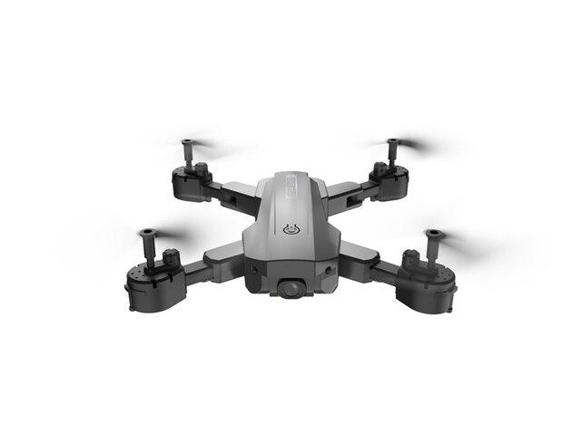 H9 drones com câmera hd 4k 1080p quadcopter fpv fotografia helicóptero wi fi controle remoto brinquedos dobráveis para meninos adolescentes rc dron 4
