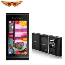 Orijinal Sony Ericsson Satio (Idou) u1i GSM 3.5 inç 480P Wi-Fi FM radyo Bluetooth Unlocked cep telefonu = = = = = = = = = = = = Symbian OS cep telefonu