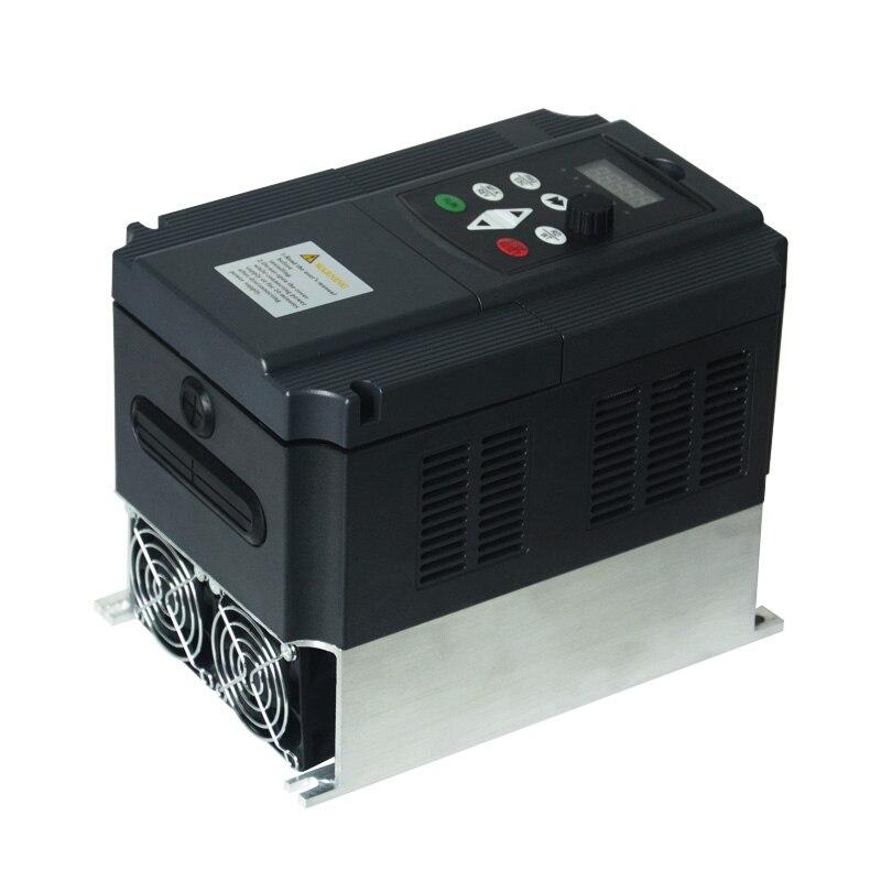 Inversor fotovoltaico DC a CA convertidor trifásico 380V kW/11kw con bomba solar de Control MPPT VFD /pv inversor solar - 3