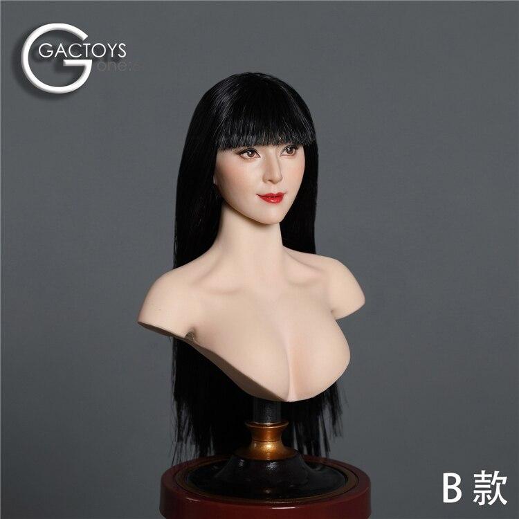 Gactoys cabeça de beleza asiática 1 6,