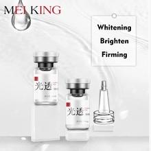 MEIKING Nicotinamide Whitening Face Serum Brighten Skin Moisturizing Fade Dark Spots Freckle Anti Wrinkle Repair Cream 2pcs