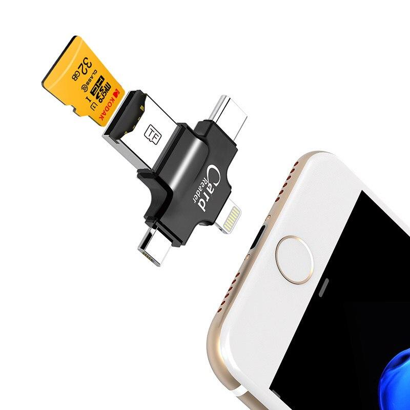 Kodak-tarjeta Micro SD de alta velocidad, 32GB, 64GB, Clase 10, U3, 4K, 128GB, 256GB