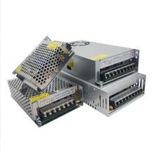 Alimentation électrique AC/DC 3V, 9V, 15V, 18 V, 3a, 5a, 10a, transformateurs 220V à 3 9 15 18 V, 220V à 12V, SMPS
