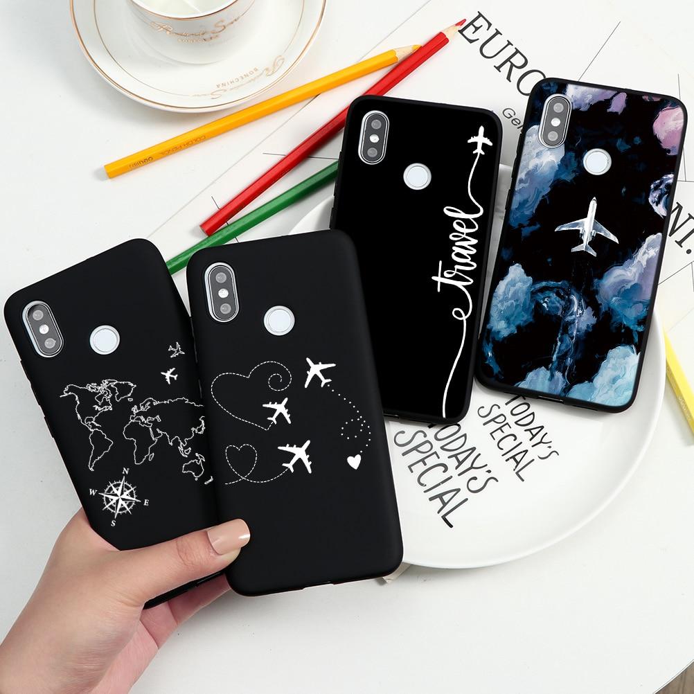 Чехол Hot Bar Label World Ticke для Xiaomi Redmi Note 8, 8 T, 7, 6, 5 Pro, 5A, S2, Силиконовый ТПУ чехол для Xiaomi Redmi K30, K20 Pro, чехол