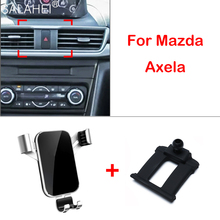 Stand Bracket Support-Accessories Clip-Mount Telephone Mazda Car for BM Axela BN 3