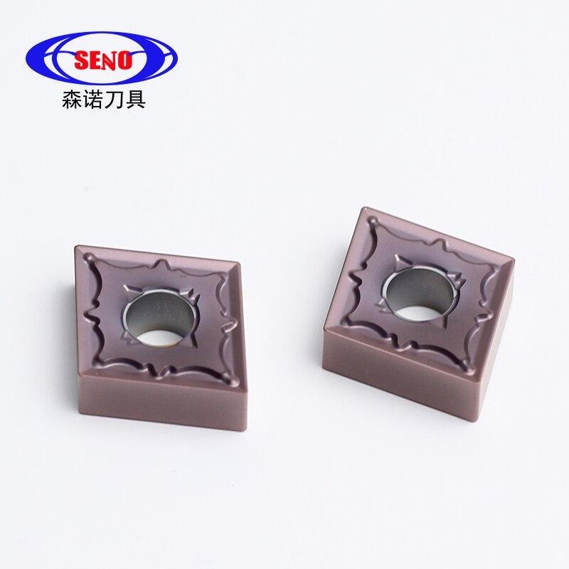 CNC Lathe Tools Indexable Hard Metal Turning Inserts CNMG120404/CNMG120408/CNMG120412