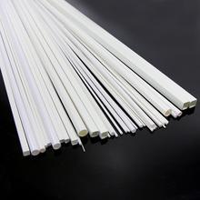 48 x Styrene ABS Tròn và Vuông Thanh, Đường Ống Architectual Phụ Kiện ABS00