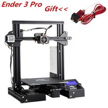 цены Ender-3 Pro Creativity DIY KIT Upgrade 3D PrintHigh Precision 3D Creativity Resume Power Failure Printing Creality 3D