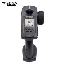 Turbo Racing P52 91804G-VT 2.4GHz 4CH LCD Display Radio Transmitter Remote Controller with Receiver for RC Car Boat