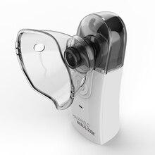 Newest and hot sale Portable nebulizer Handheld inhaler nebulizer for kids Adult Atomizer nebulizador medical equipment Asthma недорого
