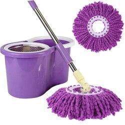 Substituição 360 cabeça de gerencio fácil microfiber mop piso girando cabeça para a limpeza mop casa governanta