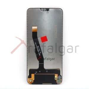 Image 3 - Trafalgar Display Voor Huawei Y9 2019 Lcd Display JKM LX1 LX2 LX3 Digitizer Touch Screen Voor Huawei Y9 2019 Display Met frame