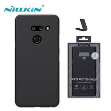 Nillkin Super Frosted Shield Hard Back PC Cover Case For LG G8S ThinQ Nilkin Phone case For LG G8 ThinQ Cover For LG G8 Shell(China)