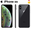 Original Unlocked Apple iPhone XS 5.8 4G LTE 4G RAM 64gb/256gb ROM A12 Bionic Chip IOS12 iPhonexs Original factory99%new