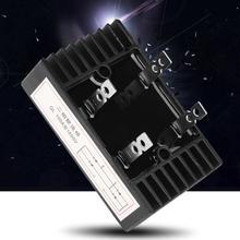 1 шт.-диодный мост выпрямителя 100A Amp 1600V Напряжение 2-фазный диодный мост выпрямителя высокое Мощность черный диодный мост выпрямителя