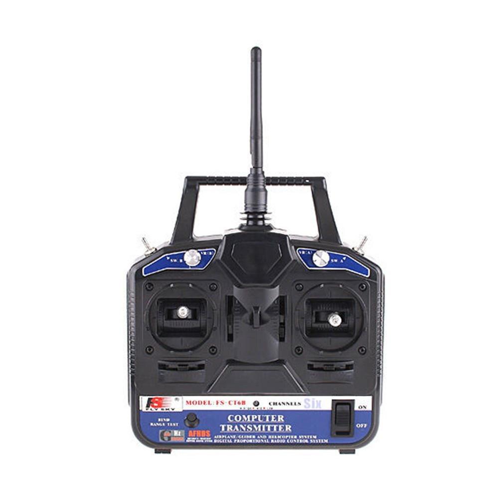LeadingStar FlySky FS-CT6B+R6B 6CH Remote Control (Mode1/Mode2 For Choose)