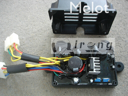 Free Shipping Generator Welder AVR 12 Wire Welding AVR 5kw 5kVA 6kVA 7kVA Single phase Suit for Kipor Kama