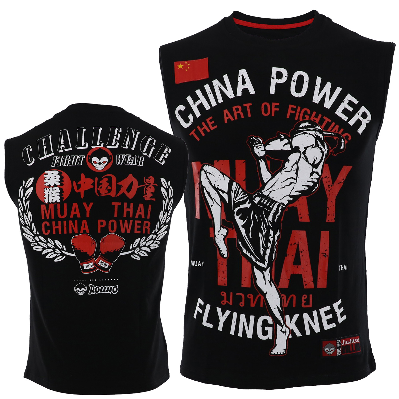 Sleeveless MMA Jerseys Boxing Shirt Muay Thai Clothing Fight Wear Compression Bjj Sports Vest Kickboxing Tops MMA Shirts