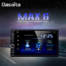 Android Universal Car 2 Din Radio 7 IPS Screen 9.0 Stereo Multimedia Bluetooth MP3 Navigation for Nissan Built-in DSP