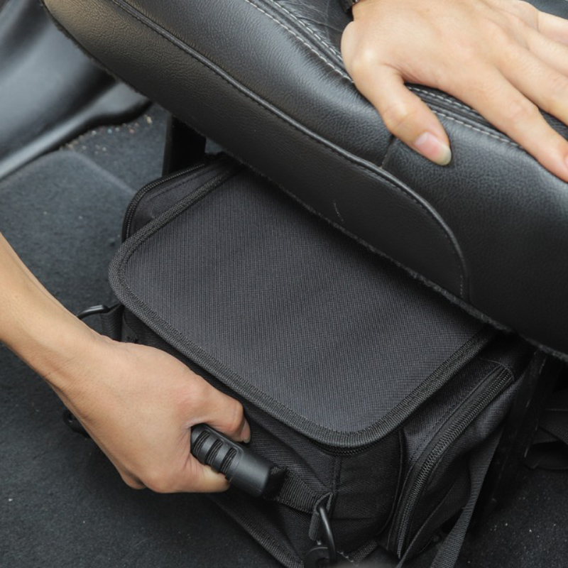 Portable Multifunction Storage Bags Under Seat For Jeep Wrangler JL 2018 2019|Stowing Tidying| |  - title=