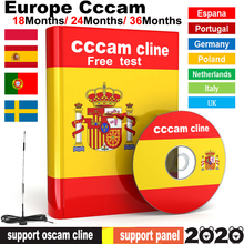 2020stable cccam oscam for Europe spain Portugal germany Satellite tv R