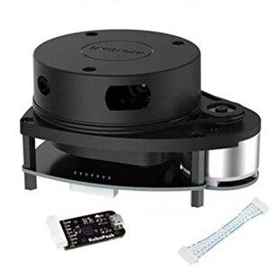 Image 5 - Slam tec RPLIDAR A1 2D 360 degrés 12 mètres rayon de balayage capteur lidar scanner pour robot navigue et évite les obstacles