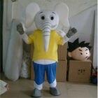Elephant Mascot Cost...