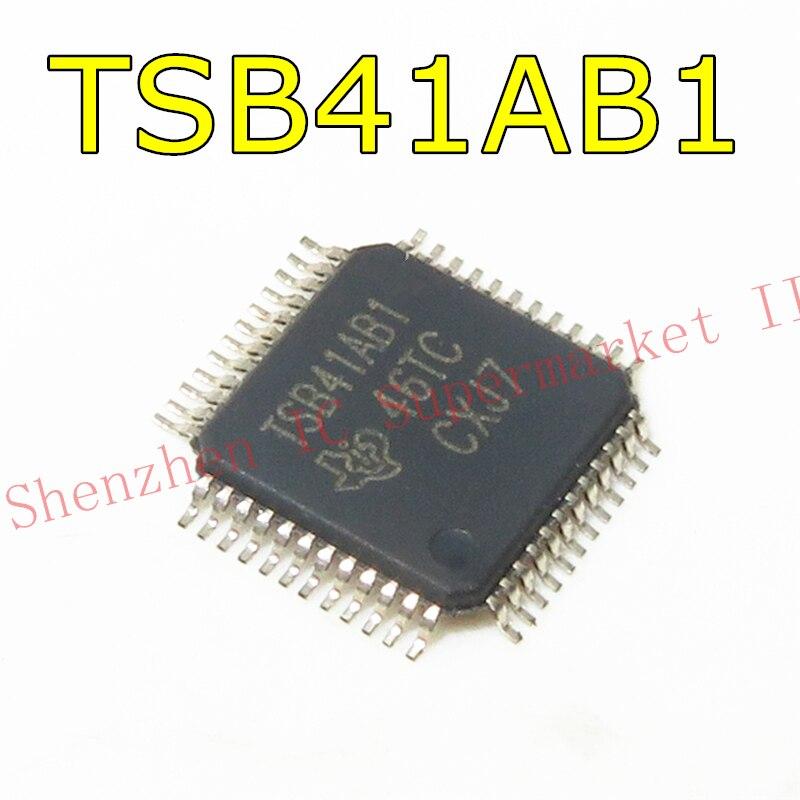 1pcs/lot TSB41AB1PHP TSB41AB1 TSB41AB2 HTQFP48