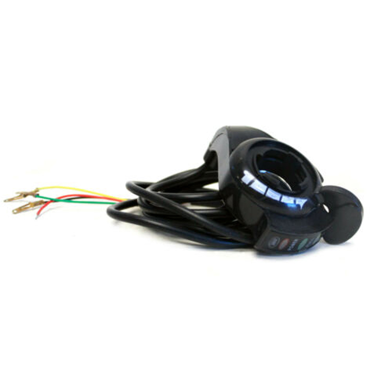 Thumb Throttle Speed Control for Electric Scooter Mini Chopper Electric Bike