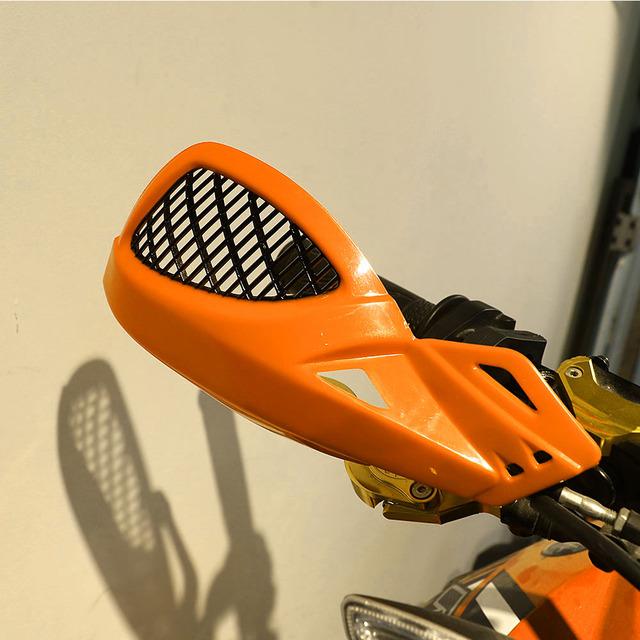 Motorcycle Handguards ABS Hand Guards Protection Racing For KTM Honda Yamaha Kawasaki ATV Motocross Accessories 22mm Handlebar