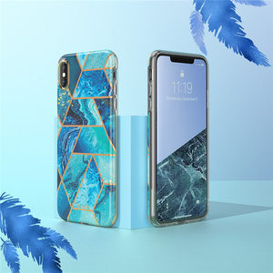 Image 5 - I BLASON For iPhone Xs Max Case Cosmo Lite Stylish Premium Hybrid Slim Protective Bumper Marble Back Case with Camera Protection