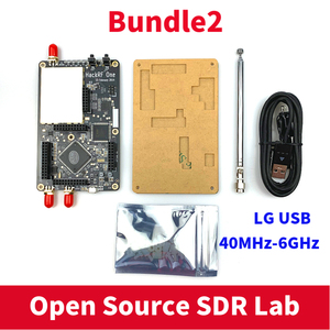 Image 5 - HackRF One SDR Software Defined Radio 1MHz to 6GHz  Demo Board kit