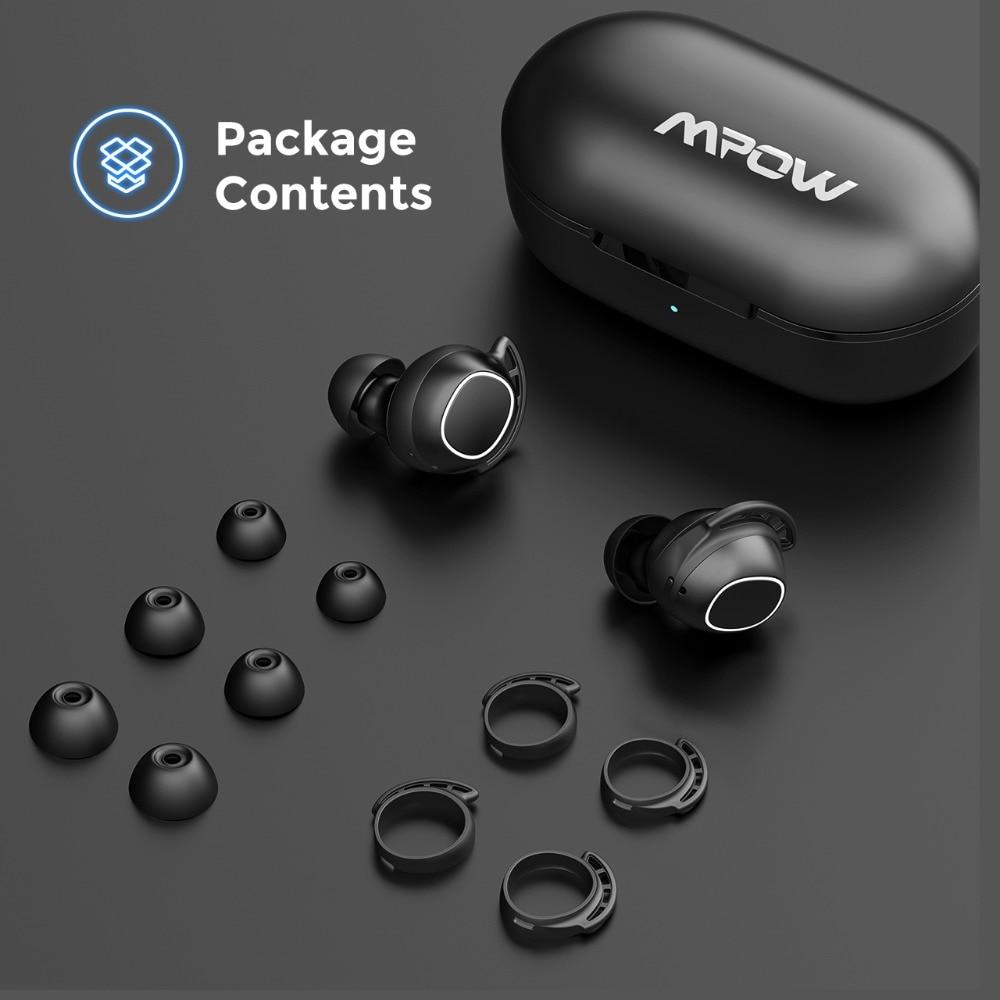 Mpow M30 Wireless Earphones TWS Bluetooth 5.0 Earphone Touch Control Earbuds With IPX7 Waterproof For iPhone Xiaomi Mi 10 Pro (10)