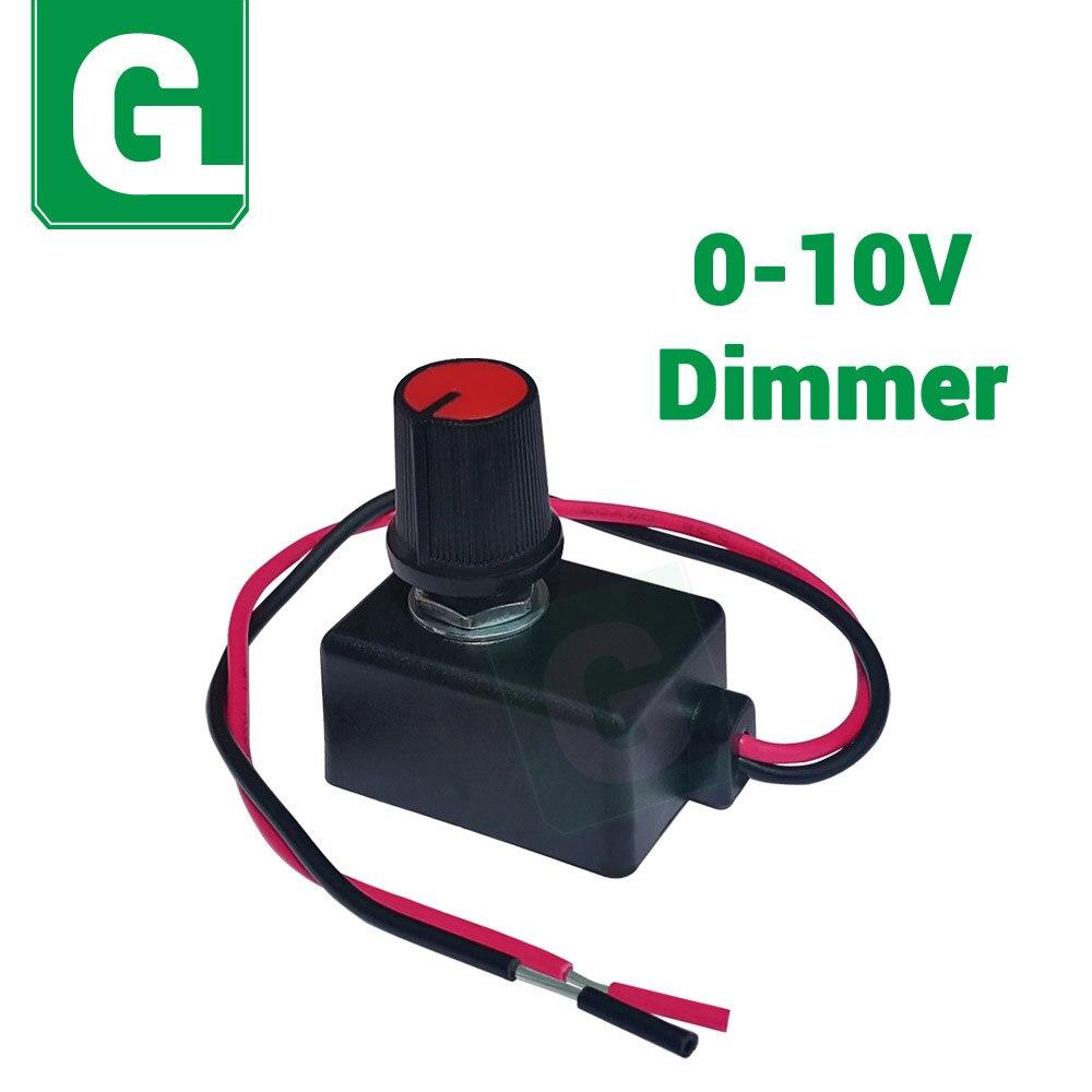 Led Dimmer 1W 3W 5W 10W 20W 30W 50W 100W Meanwell Driver Power Supply For DIY LED Grow Light Lamp