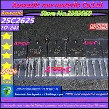 Aoweziic 2019 + 100% новый импортный оригинальный 2SC2625 C2625 TO 247 Триод высокой мощности 10A 450V, импульсный источник питания