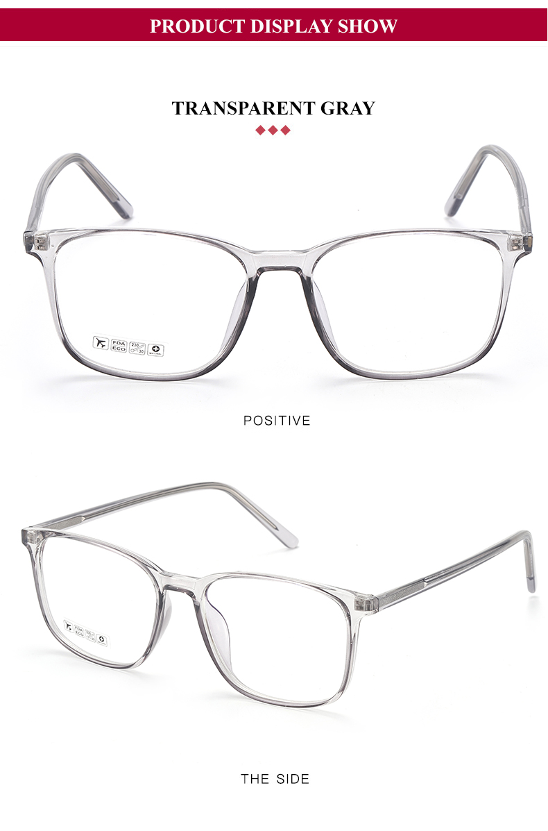 1-Transparent Gray