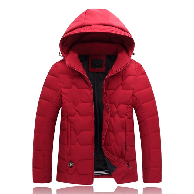 4XL-9XL Big Mens Size Winter Jacket 2020 Warm Coat Padded Thicken Parkas Brand Clothing Blouson Homme Camperas Hombre Abrigo Others Men's Fashion