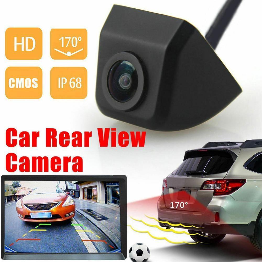 Tylna kamera samochodowa rewers uniwersalny kolor HD obraz wideo Night Vision 170 stopni szeroki kąt wodoodporna kopia zapasowa do kamery samochodowej
