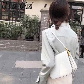 VM FASHION KISS INS Super Fire Bag Women's 2019 New Style Fashion Western Style Versatile Shoulder Bag Square Sling Bag