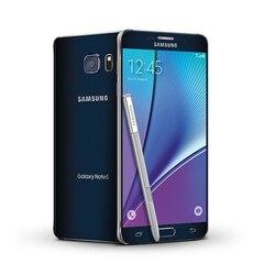 Nowy oryginalny w wersji at & t Samsung Galaxy Note 5 Note5 N920A 4GB 64GB telefon komórkowy 5.7